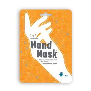 maska do rąk