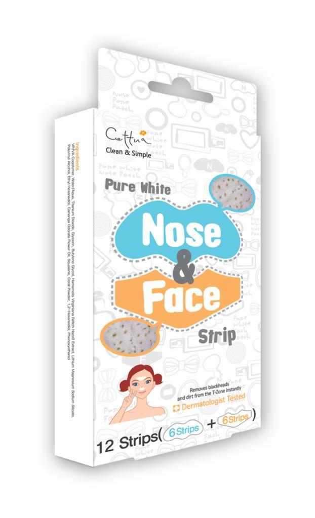 paski oczyszczające na twarz
