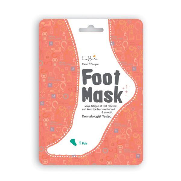 maska do stóp