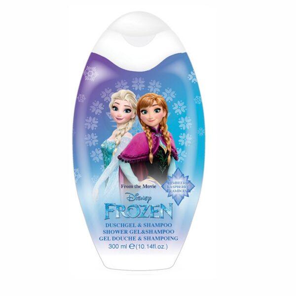 żel i szampon do kąpieli