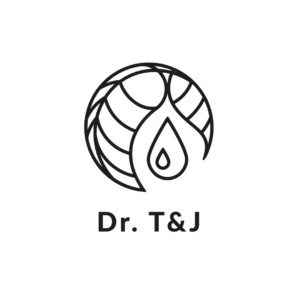 dr. t&j logo marki