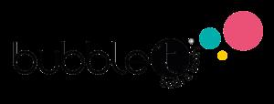 bubble t cosmetics logo marki przedstawione na białym tle